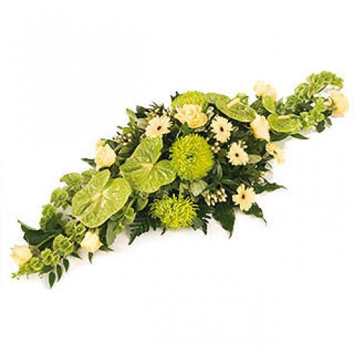 Wedding Flowers Cheltenham: Contemporary Spray